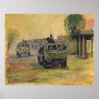 Jackal Helmand Poster