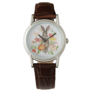 Jackalo-poppy Wrist Watches