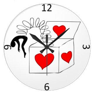 Jackbox Wall Clocks