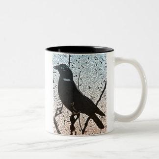 Jackdaw Dawn Mug