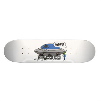 jacked ship copy copy skateboard deck