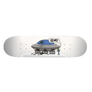 jacked ship copy copy skateboard deck