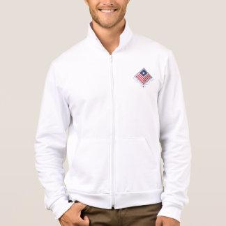 Jacket Jogging shoe White Man the USA