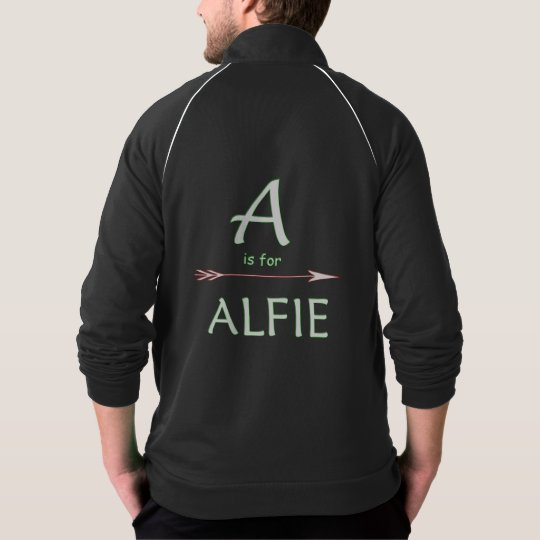 jacket name