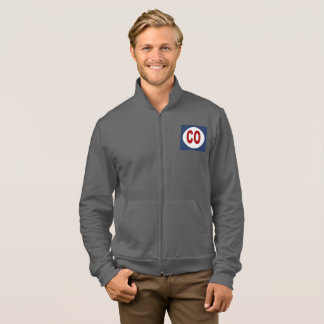 JACKET WITH HOOD ASPHALTS DESIGN COLORADO THE USA