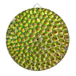 Jackfruit Dartboard