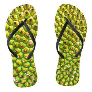Jackfruit Flip Flops