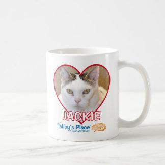 Jackie - 11oz Classic White Mug