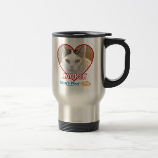 Jackie - 15oz Stainless Steel Travel Mug