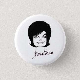 Jackie 1 Inch Round Button