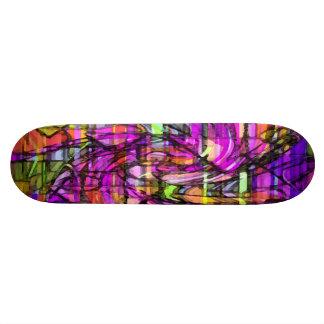Jackie Art Custom Skate Board 8