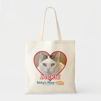 Jackie - Basic Canvas Tote Bag
