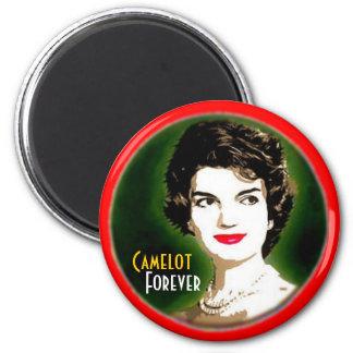 Jackie Kennedy magnet