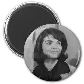 Jackie Kennedy Magnet