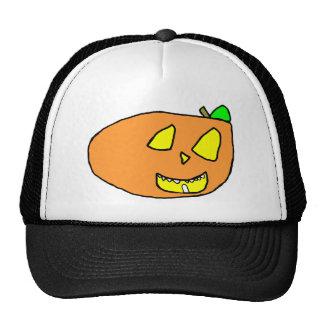 Jackolantern Trucker Hat