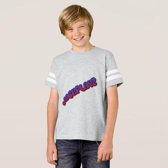 jackplayz footy t-shirt