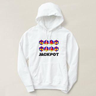 Jackpot Men's Hooded Sweatshirt