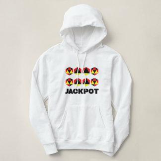 Jackpot Women's Hooded Sweatshirt