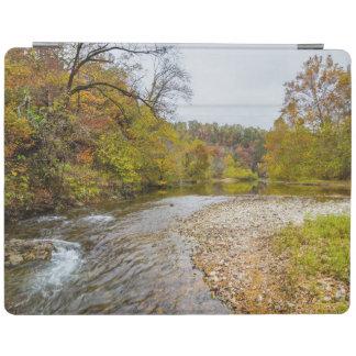 Jacks Fork Autumn iPad Cover