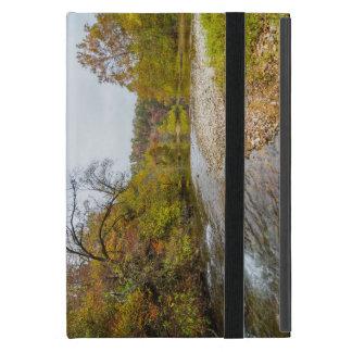 Jacks Fork Autumn iPad Mini Cover