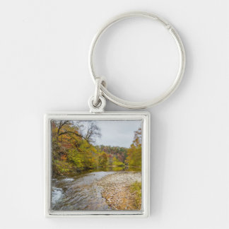 Jacks Fork Autumn Keychain