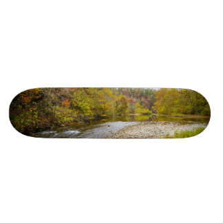 Jacks Fork Autumn Skateboard Deck