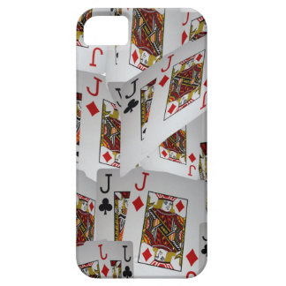 Jacks In A Layered Pattern,_ iPhone 5 Case