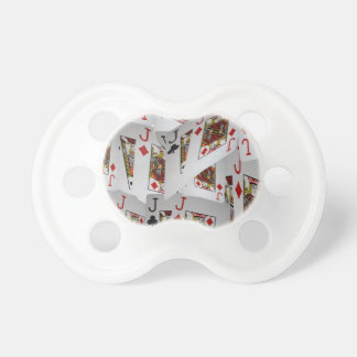 Jacks In A Layered Pattern,_ Pacifier