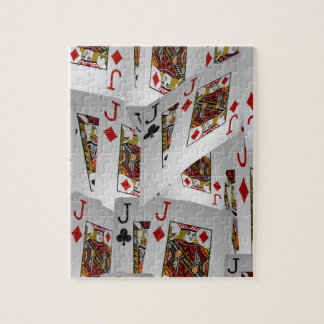 Jacks In A Layered Pattern,_ Puzzles
