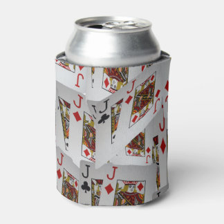 Jacks In A Layered Pattern, Stubby Holder Can Cooler