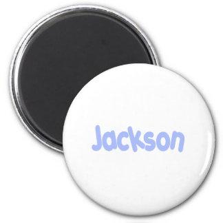 Jackson 2 Inch Round Magnet