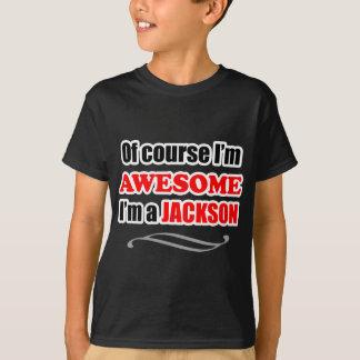 Jackson Awesome Family T Shirt