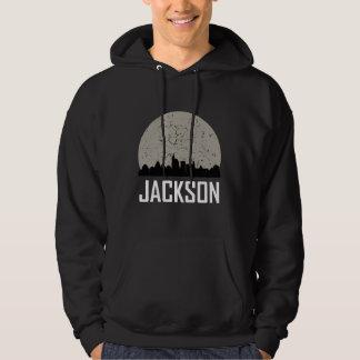Jackson Full Moon Skyline Hoodie