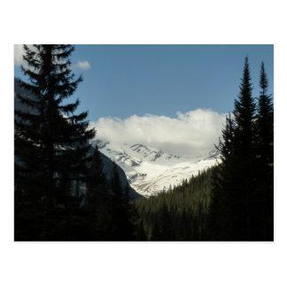 Jackson Glacier Overlook at Glacier National Park Postcard