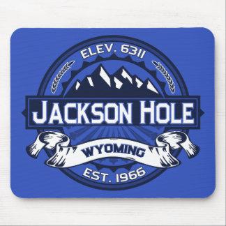 Jackson Hole Color Logo Mousepad