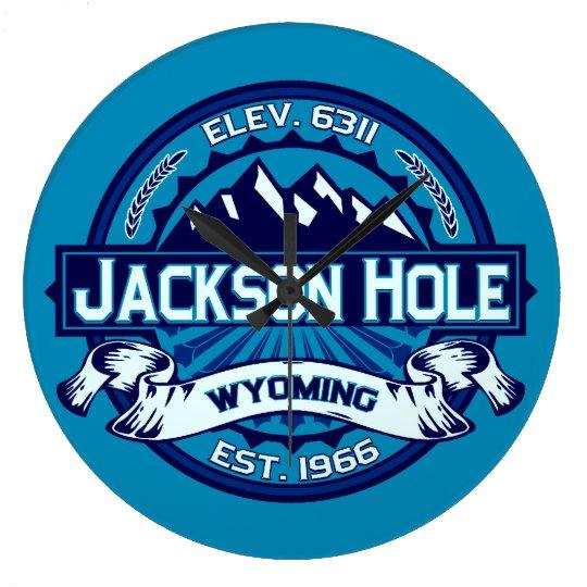 Jackson Hole Ice Clocks