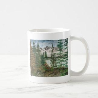 Jackson Hole Jenny Lake Coffee Mug