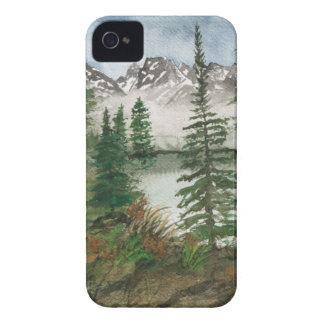 Jackson Hole Jenny Lake iPhone 4 Case-Mate Cases