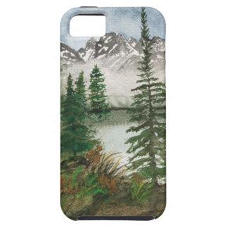 Jackson Hole Jenny Lake iPhone 5 Case