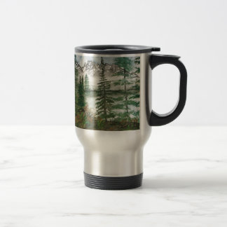 Jackson Hole Jenny Lake Travel Mug