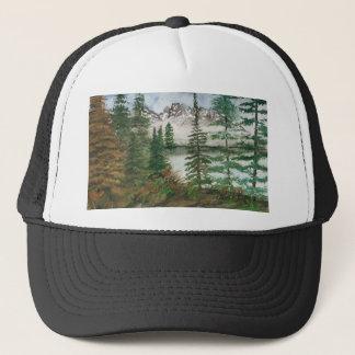 Jackson Hole Jenny Lake Trucker Hat