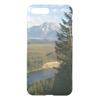 Jackson Hole Mountains and River iPhone 8 Plus/7 Plus Case