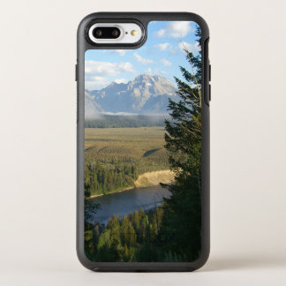 Jackson Hole Mountains and River OtterBox Symmetry iPhone 8 Plus/7 Plus Case