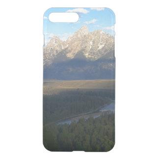 Jackson Hole Mountains (Grand Teton National Park) iPhone 8 Plus/7 Plus Case