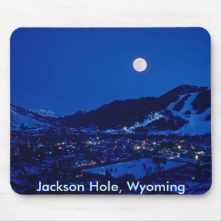Jackson Hole Mouse Pad