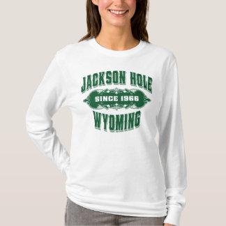 Jackson Hole Old Stock Green T-Shirt