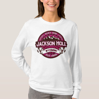 Jackson Hole Raspberry T-Shirt