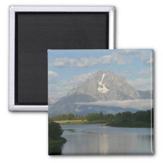 Jackson Hole River Magnet