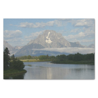 Jackson Hole River Tissue Paper
