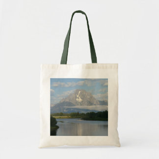 Jackson Hole River Tote Bag